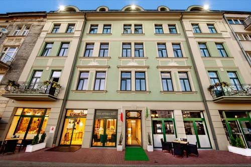 Plaza Butique Hotel Krakow